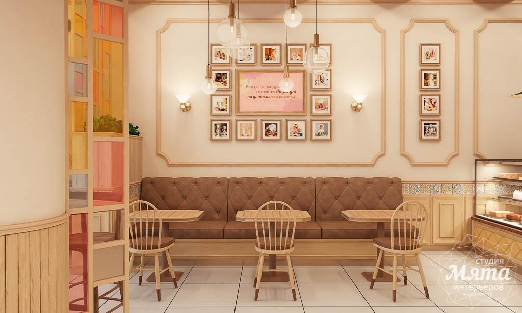 Дизайн интерьера пекарни Сдобная Сказка img214381747