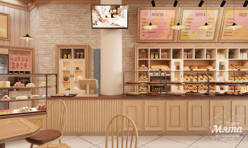 Дизайн интерьера пекарни Сдобная Сказка img983539530