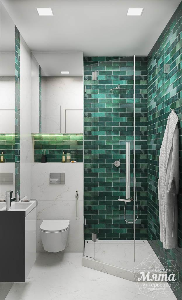 Дизайн интерьера гостиной и санузлов четырехкомнатной квартиры в ЖК Флагман img1157380317