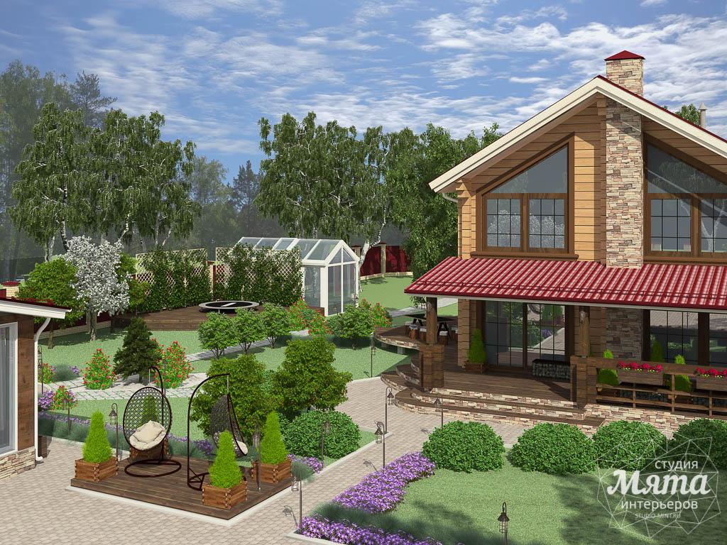 проектирование дом 3D