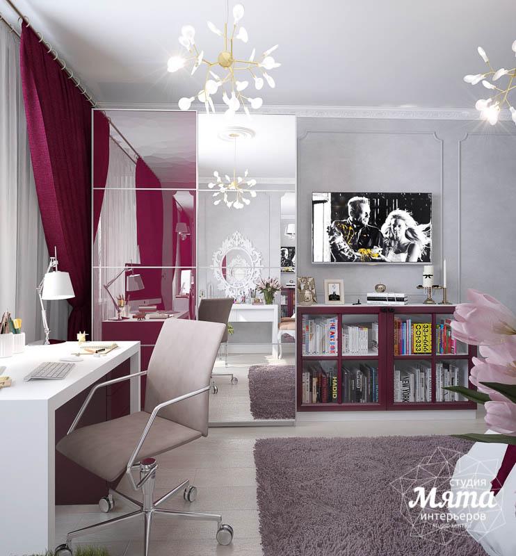 Дизайн интерьера четырехкомнатной квартиры по ул. Блюхера 41 img1497770084