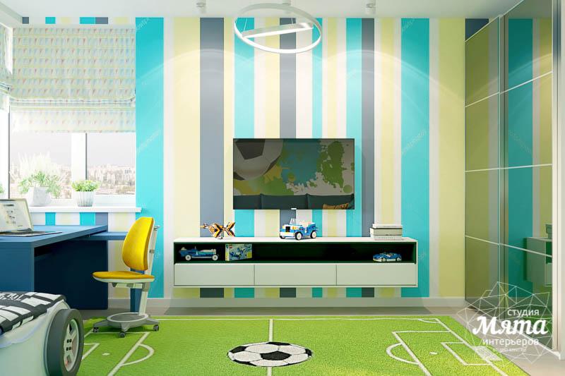 Дизайн интерьера четырехкомнатной квартиры по ул. Блюхера 41 img188949117