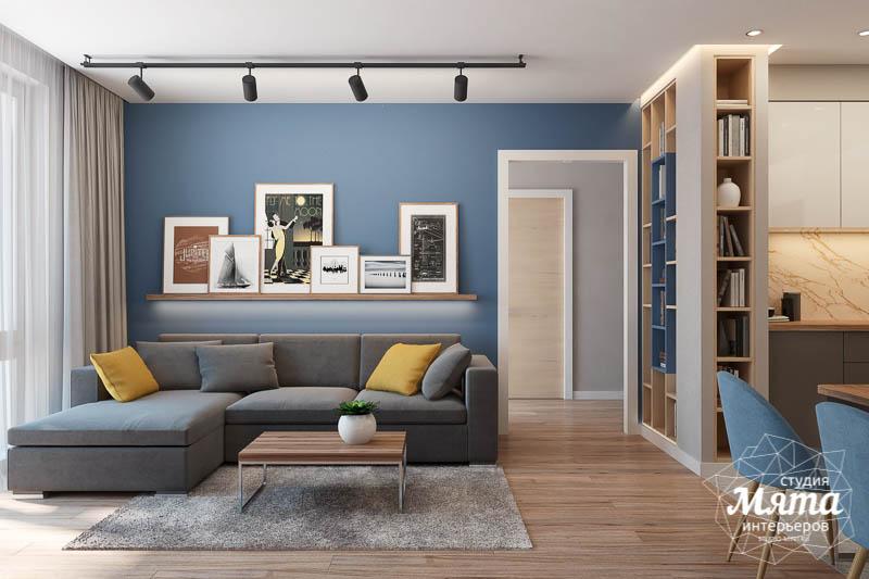 ремонт двухкомнатной квартиры под ключ в новостройке