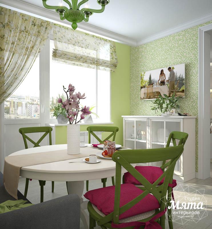 Дизайн интерьера четырехкомнатной квартиры по ул. Блюхера 41 img1358298