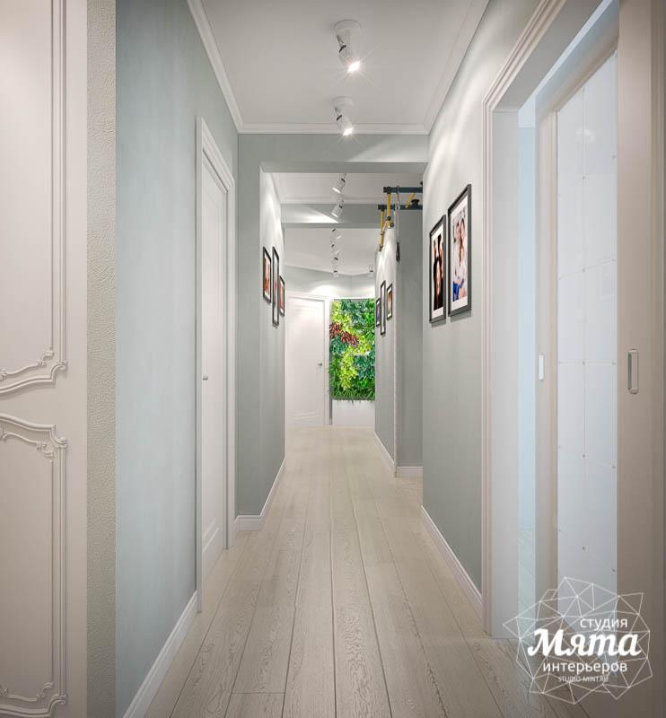 Современный дизайн коридора в квартире