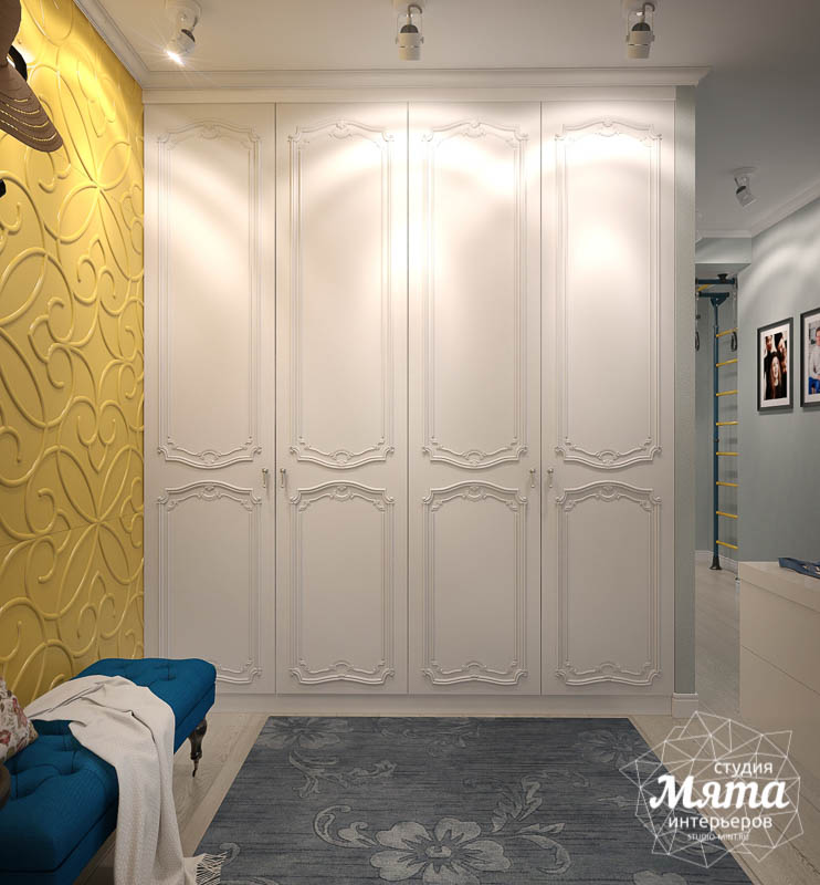 Дизайн интерьера четырехкомнатной квартиры по ул. Блюхера 41 img1485354855