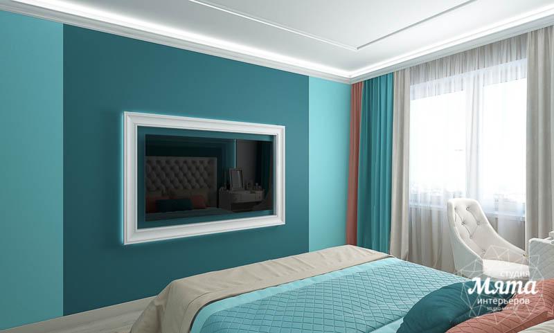 Дизайн интерьера двухкомнатной квартиры, ЖК Первый Николаевский, дизайн интерьера спальни, недорогой дизайн спальни, дизайн спальни цена, дизайн интерьера спальни цена, дизайн спальни екатеринбург, Дизайн интерьера квартиры, дизайн-проект спальни, современный интерьер