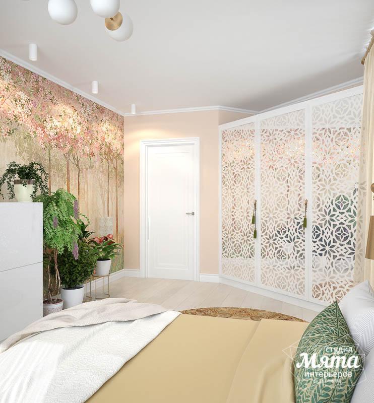 Дизайн интерьера четырехкомнатной квартиры по ул. Блюхера 41 img699950812
