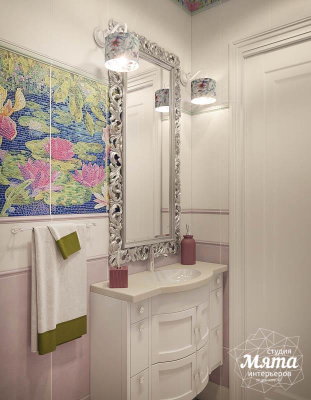 Дизайн интерьера четырехкомнатной квартиры по ул. Блюхера 41 img926121208