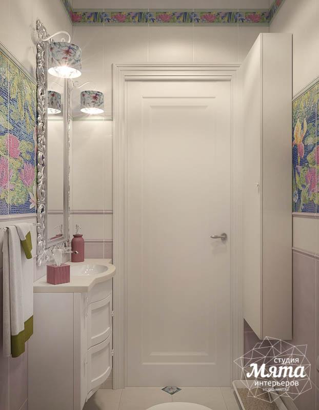 Дизайн интерьера четырехкомнатной квартиры по ул. Блюхера 41 img1996379109