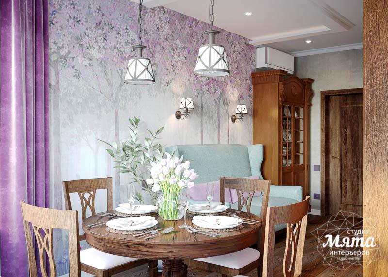 кухня в деревянном доме дизайн
