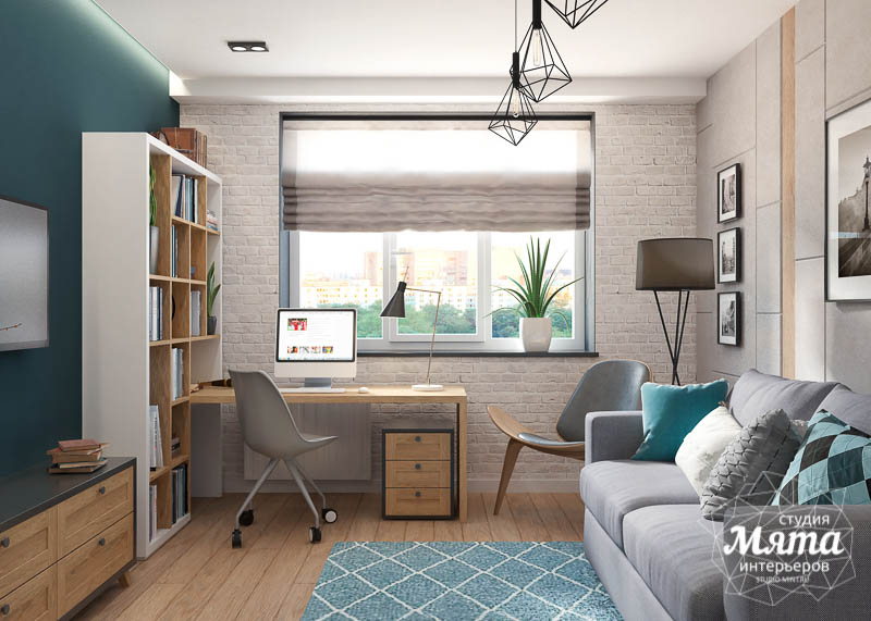 ремонт трехкомнатной квартиры фото