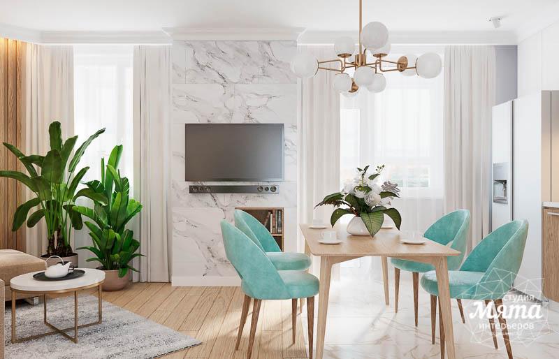 Дизайн интерьера четырехкомнатной квартиры по ул. Блюхера 45 img433428656