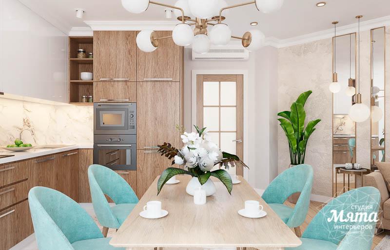 Дизайн интерьера четырехкомнатной квартиры по ул. Блюхера 45 img252936405