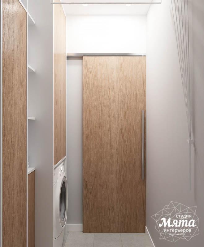Дизайн интерьера четырехкомнатной квартиры по ул. Блюхера 45 img1460427518