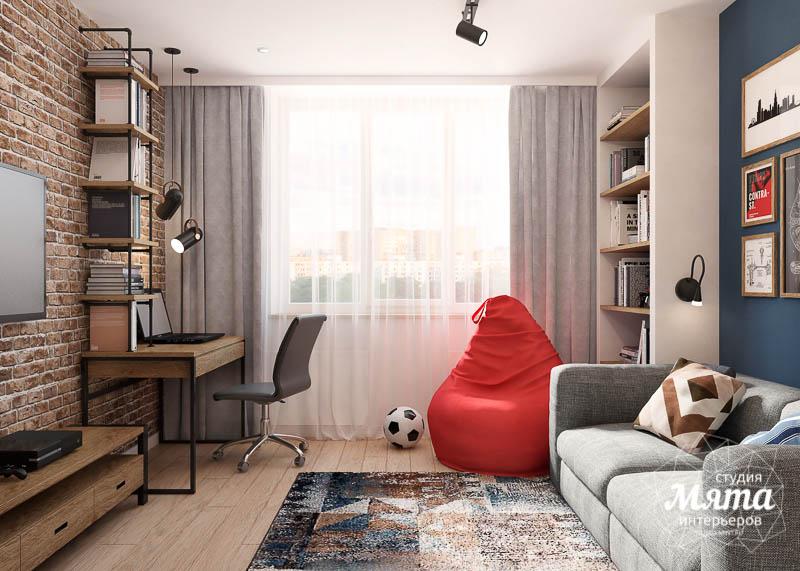 Дизайн интерьера четырехкомнатной квартиры по ул. Блюхера 45 img547828156