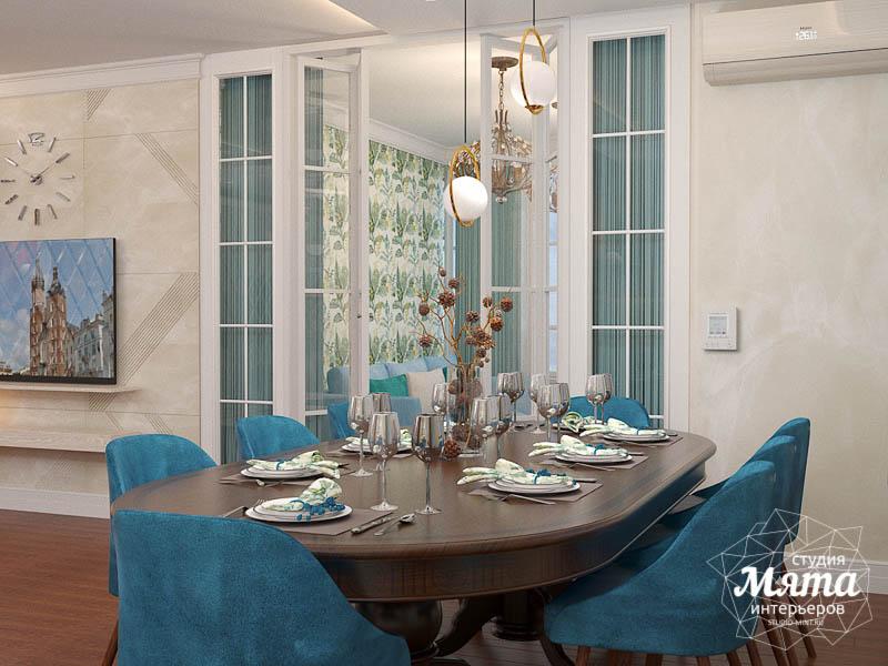 Дизайн интерьера квартиры в стиле современной классики в ЖК Вивальди img1744198315