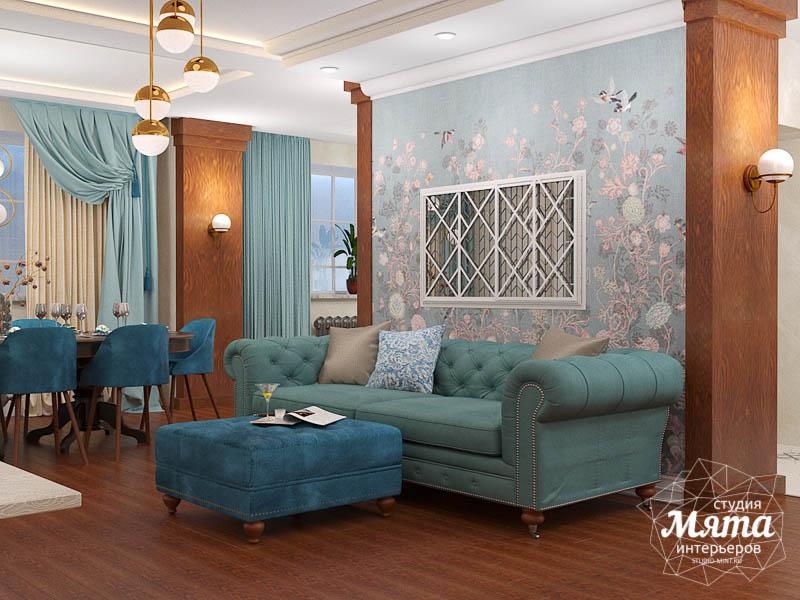 Дизайн интерьера квартиры в стиле современной классики в ЖК Вивальди img1638301809