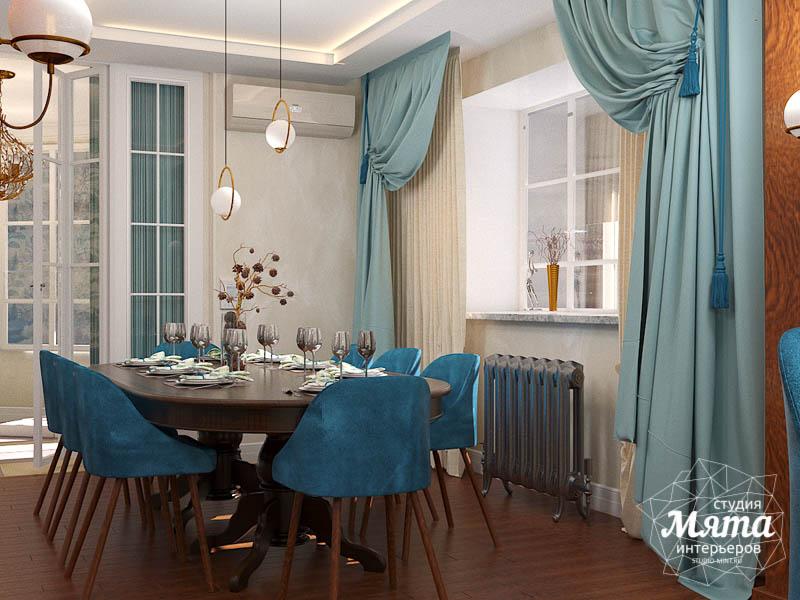 Дизайн интерьера квартиры в стиле современной классики в ЖК Вивальди img454455366