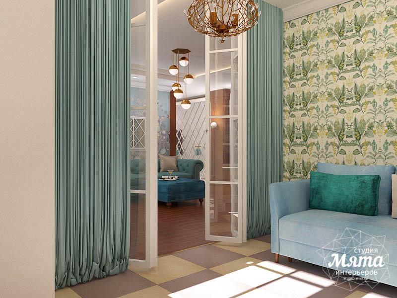 Дизайн интерьера квартиры в стиле современной классики в ЖК Вивальди img1216228653