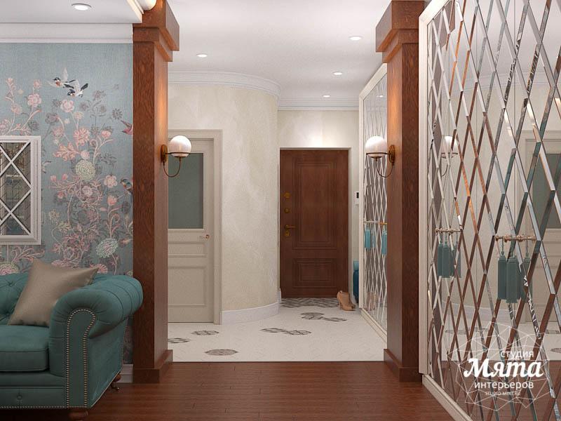 Дизайн интерьера квартиры в стиле современной классики в ЖК Вивальди img1885175495