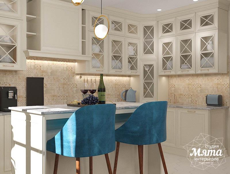 Дизайн интерьера квартиры в стиле современной классики в ЖК Вивальди img394780403