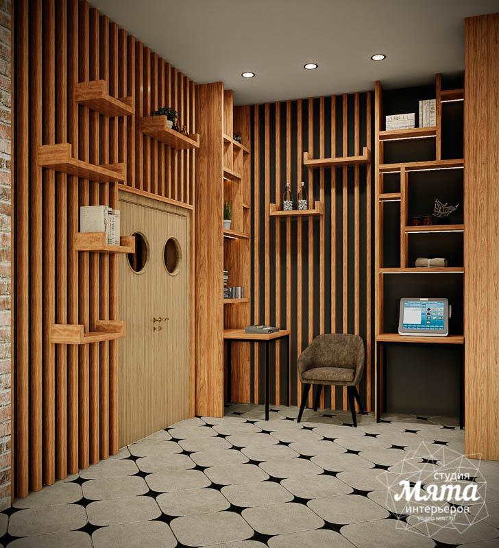 Дизайн интерьера ресторана термального комплекса Акварель г. Туринск 10