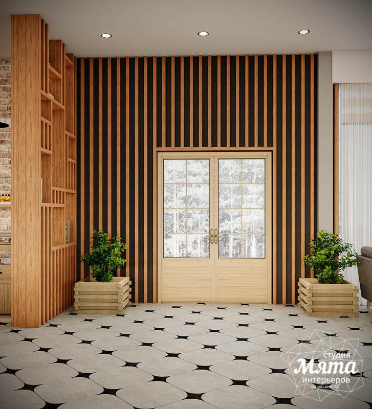 Дизайн интерьера ресторана термального комплекса Акварель г. Туринск 14
