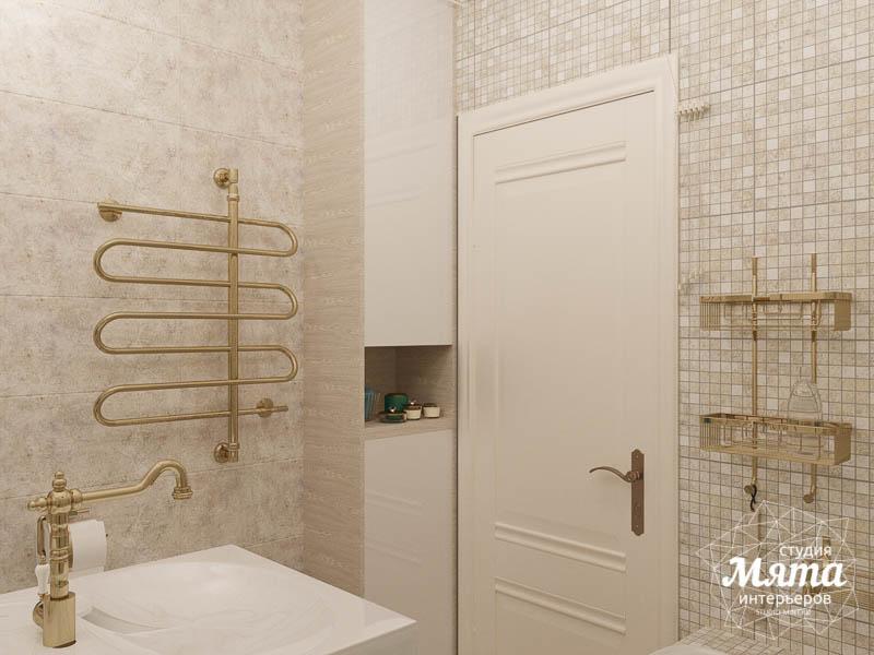 Дизайн интерьера двухкомнатной квартиры по ул. Шаумяна 109 29