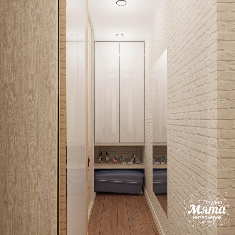 Дизайн интерьера двухкомнатной квартиры по ул. Шаумяна 109 19