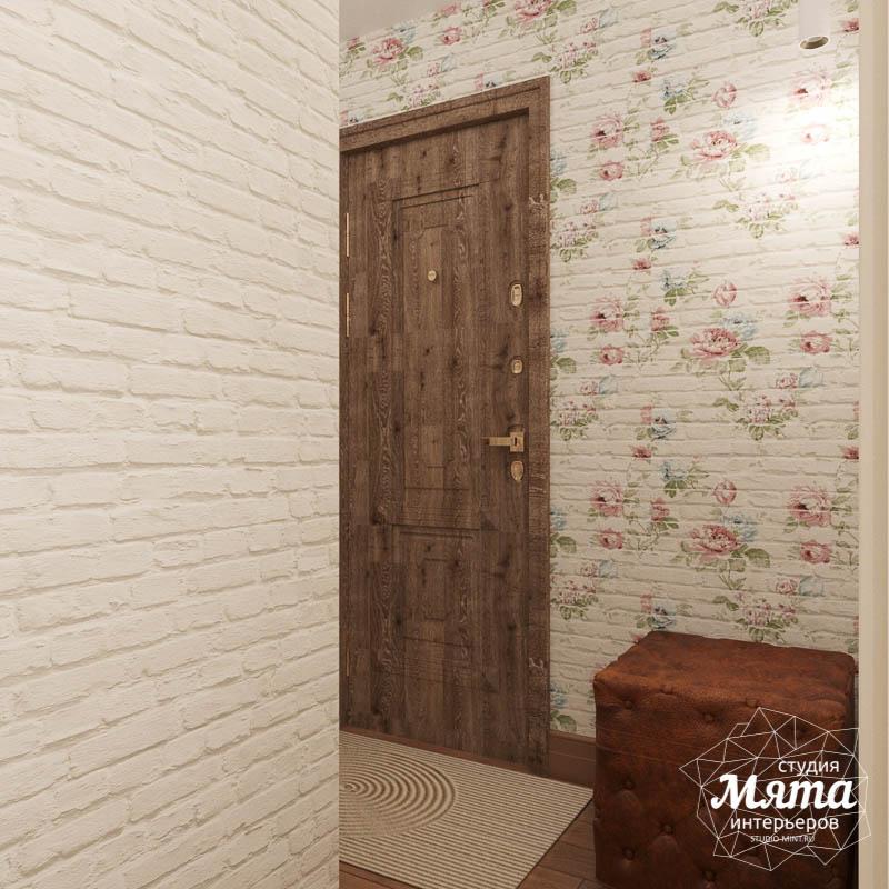 Дизайн интерьера двухкомнатной квартиры по ул. Шаумяна 109 16