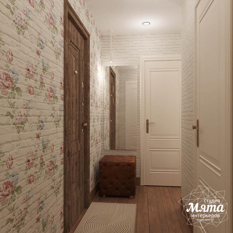 Стиль дизайна коридора