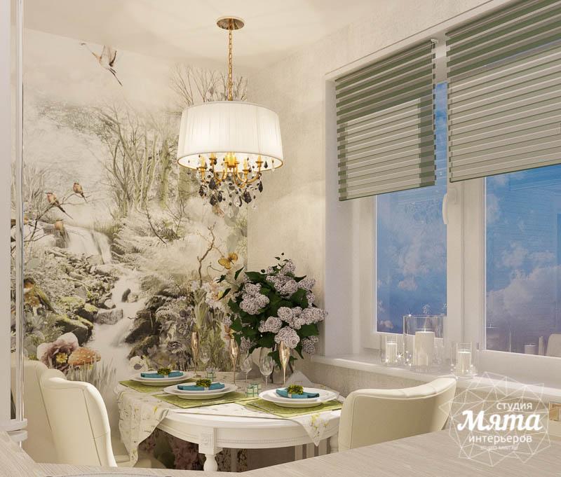 Дизайн интерьера двухкомнатной квартиры по ул. Шаумяна 109 11