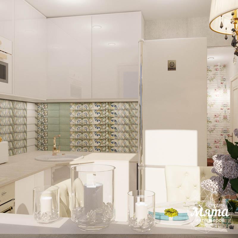 Дизайн интерьера двухкомнатной квартиры по ул. Шаумяна 109 12