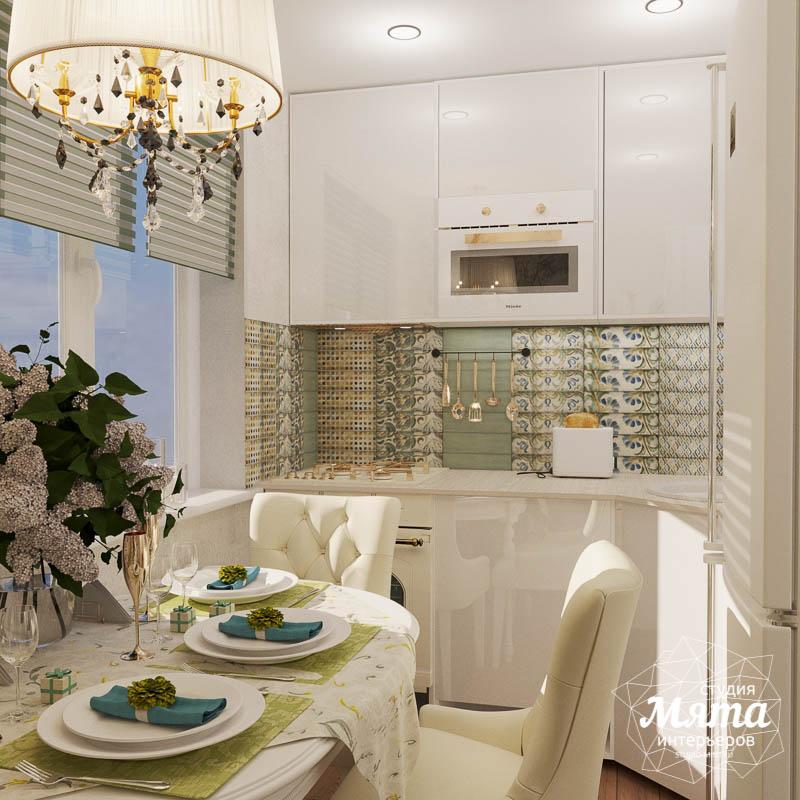 Дизайн интерьера двухкомнатной квартиры по ул. Шаумяна 109 13
