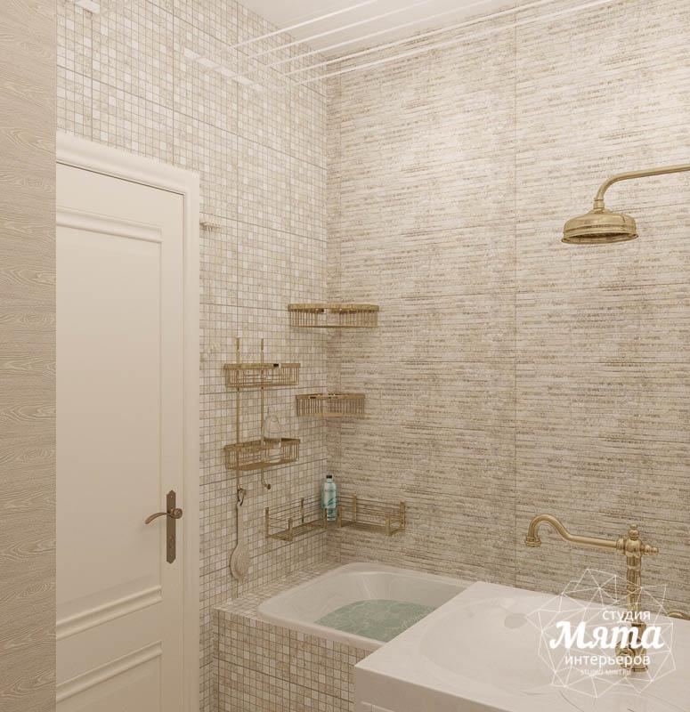 Дизайн интерьера двухкомнатной квартиры по ул. Шаумяна 109 30