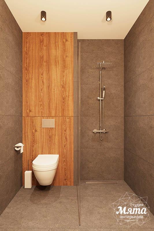 Дизайн интерьера квартиры - студии в ЖК Солнечный img499876901