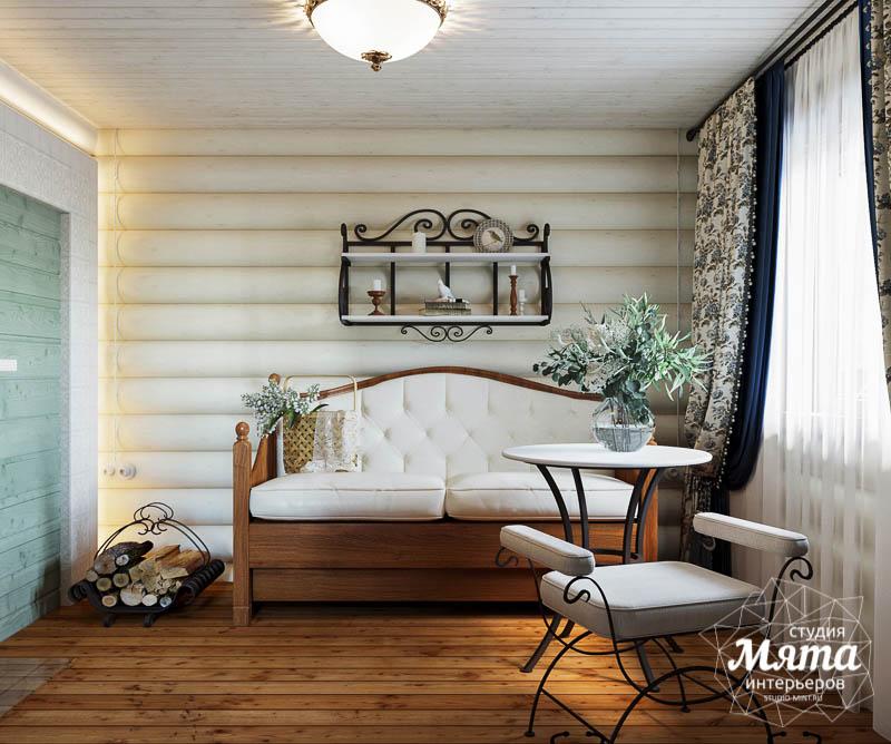 деревянный дом отделка