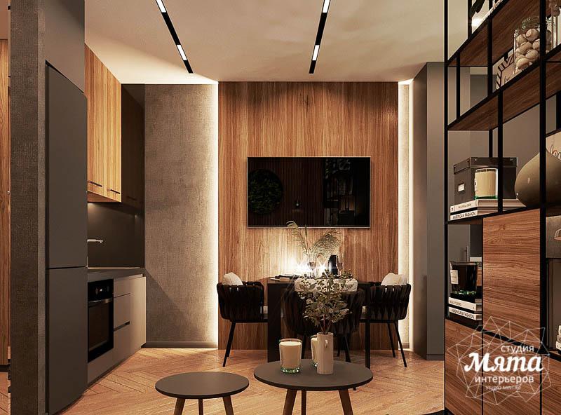 дизайн малогабаритной квартиры фото