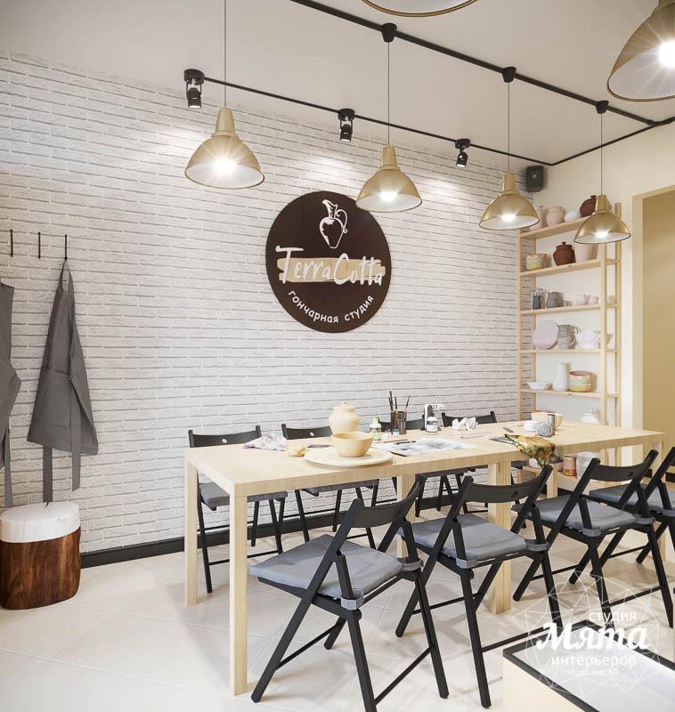 Дизайн интерьера Гончарной студии г. Асбест img1955243060