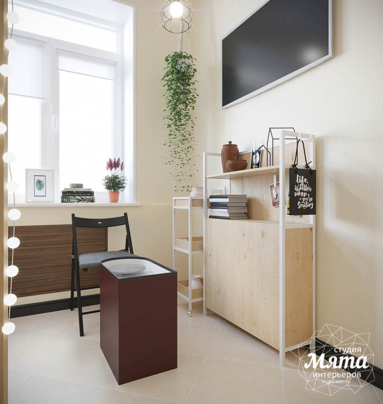 Дизайн интерьера Гончарной студии г. Асбест img7823142