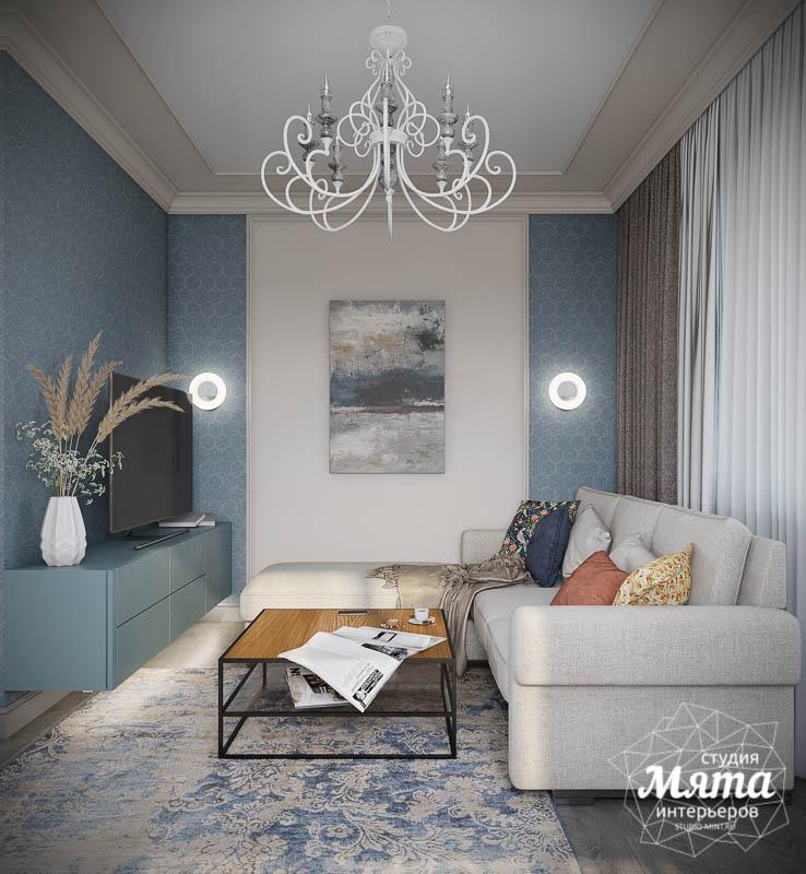 Дизайн интерьера коттеджа в г. Югорск ХМАО img1358064330