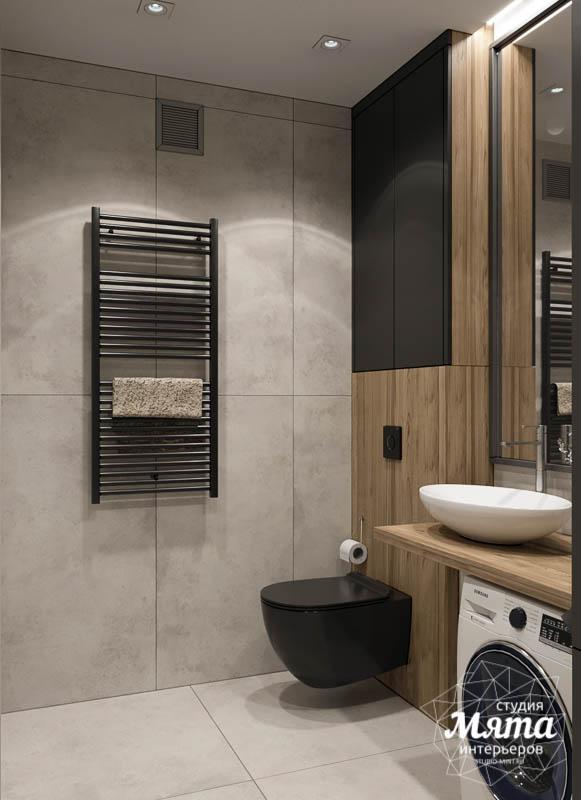 Дизайн интерьера двухкомнатной квартиры в ЖК Репин Парк img55926760