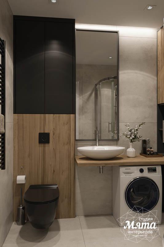 Дизайн интерьера двухкомнатной квартиры в ЖК Репин Парк img726932474