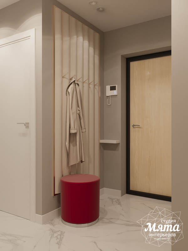 Дизайн интерьера двухкомнатной квартиры в ЖК Репин Парк img2136128279