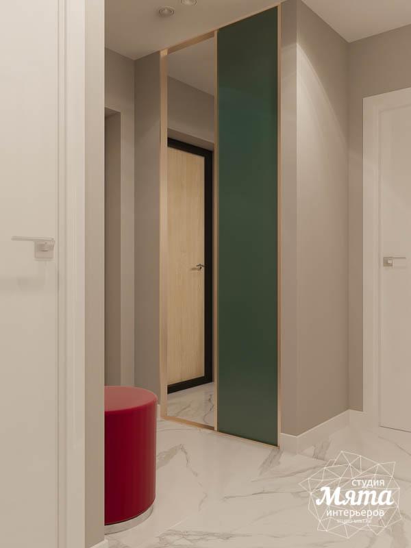 Дизайн интерьера двухкомнатной квартиры в ЖК Репин Парк img976962809