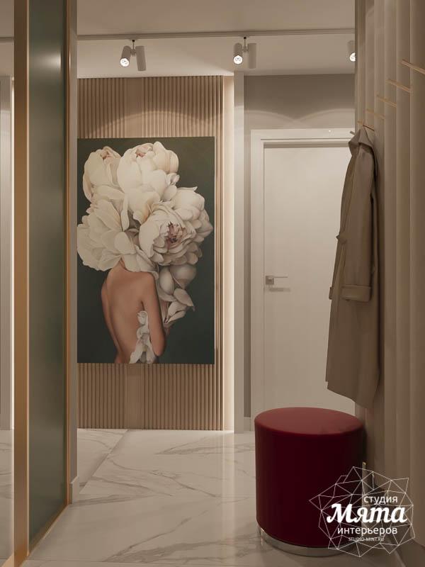 Дизайн интерьера двухкомнатной квартиры в ЖК Репин Парк img851353269