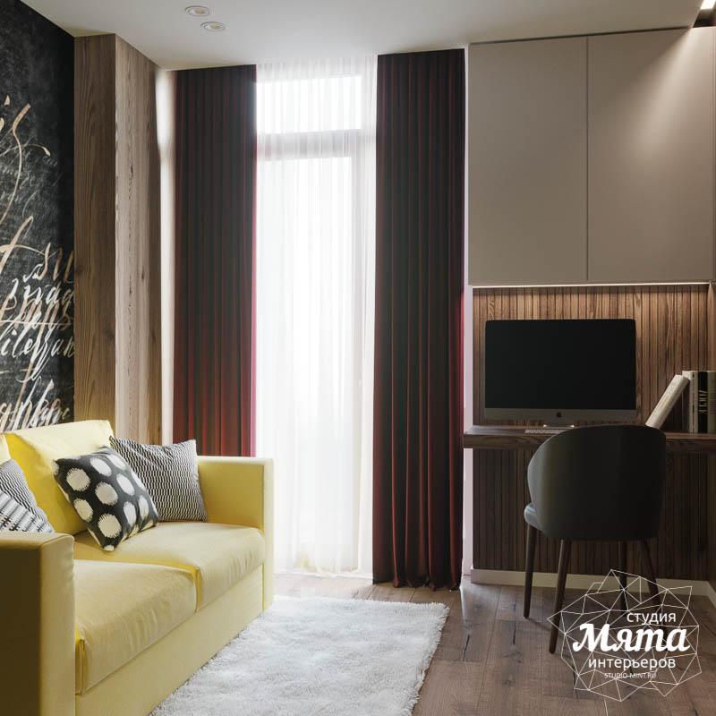 Дизайн интерьера двухкомнатной квартиры в ЖК Репин Парк img599423131