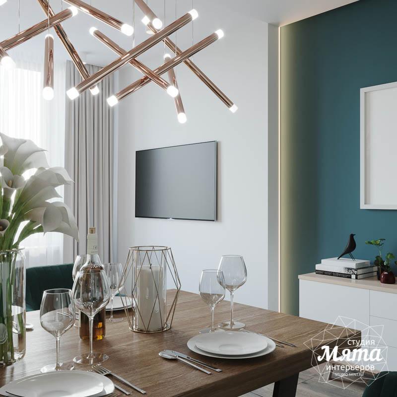 Дизайн интерьера двухкомнатной квартиры в ЖК Репин Парк img90570570