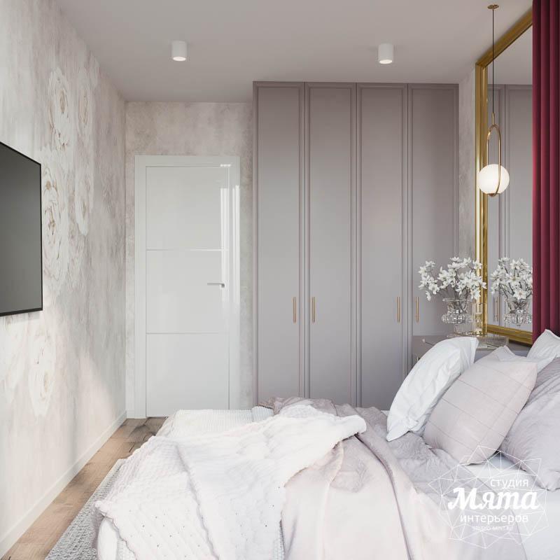 Дизайн интерьера двухкомнатной квартиры в ЖК Репин Парк img1300888893